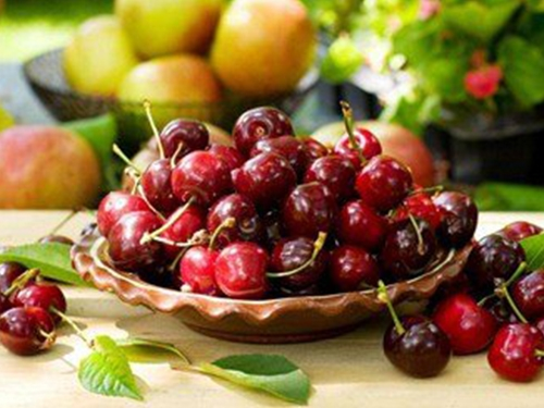对身体健康有好处的几种食物